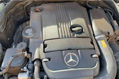 Used 2010 Mercedes Benz C Class C200 auto