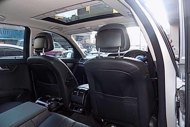 Mercedes Benz C Class C200 auto 2012