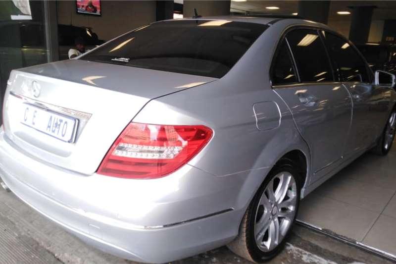 Used 2012 Mercedes Benz C Class C200 auto