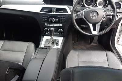 2012 Mercedes Benz C Class C200 auto