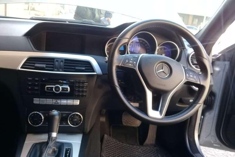 Mercedes Benz C Class C200 Auto 2013