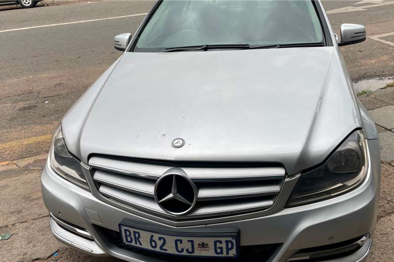 Used 2013 Mercedes Benz C Class C200 auto