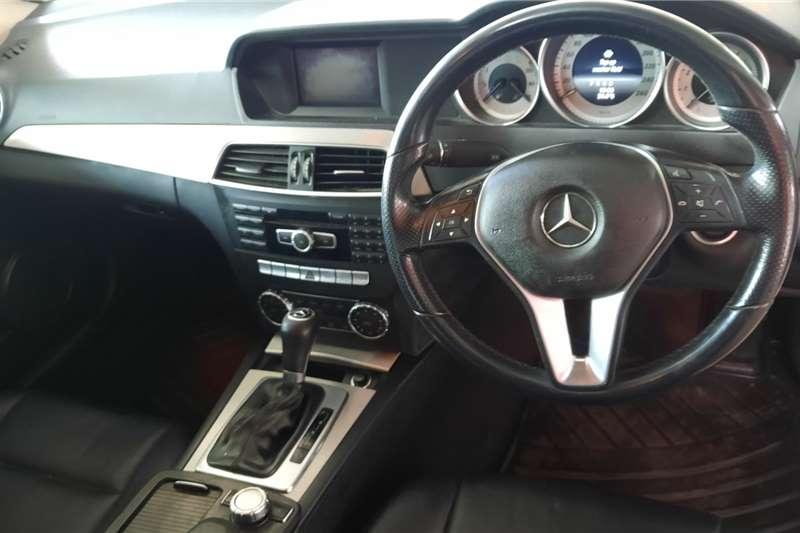 2014 Mercedes Benz C Class C200 auto