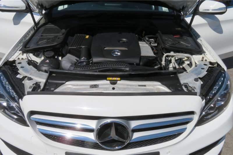 Mercedes Benz C Class C200 auto 2015