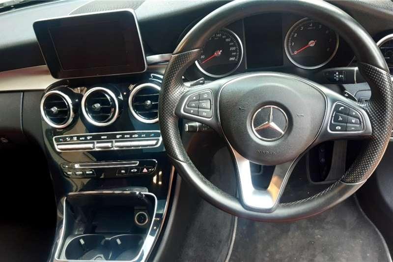 Used 2015 Mercedes Benz C Class C200 auto