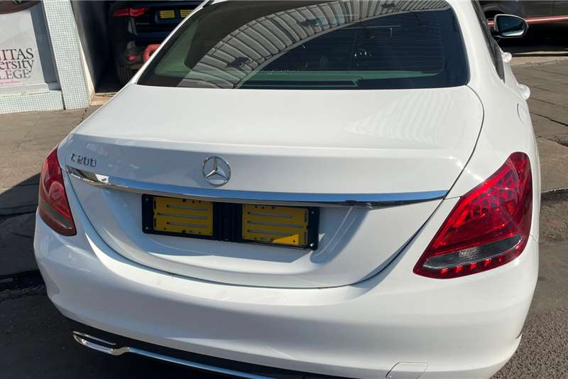 2015 Mercedes Benz C Class C200 auto