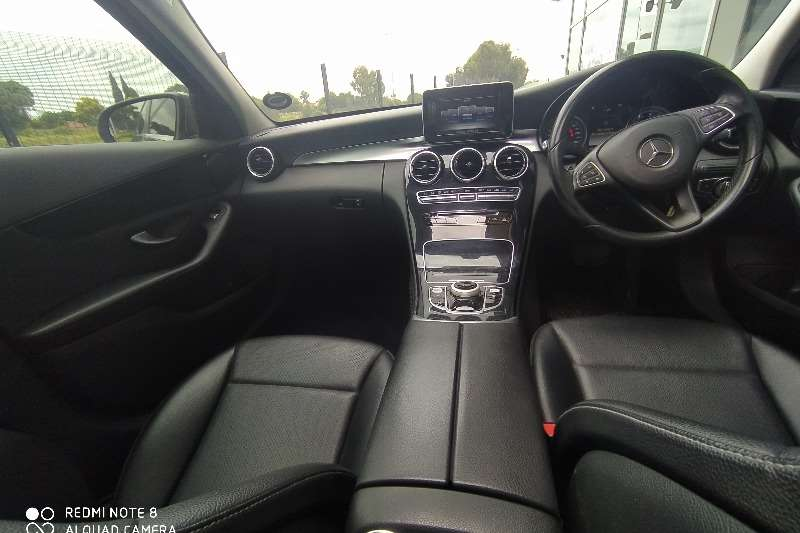 Mercedes Benz C Class C200 auto 2016