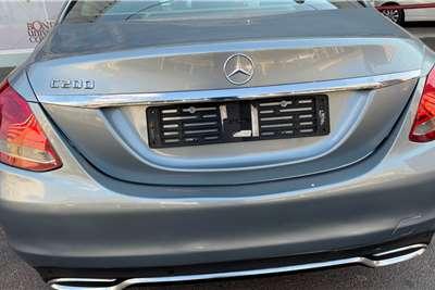 Used 2016 Mercedes Benz C Class C200 auto