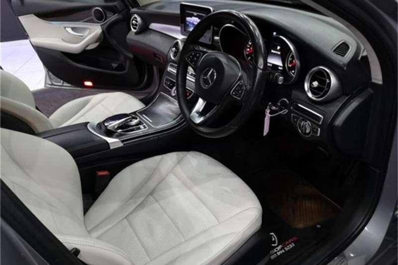 2016 Mercedes Benz C Class C200 auto