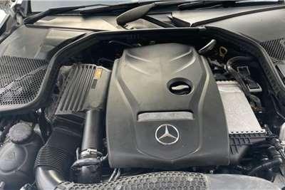 Used 2017 Mercedes Benz C Class C200 auto