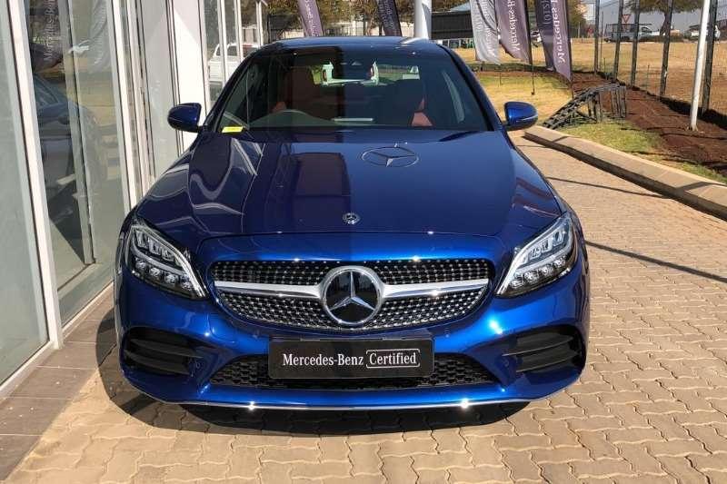 Mercedes Benz C Class C200 auto 2019