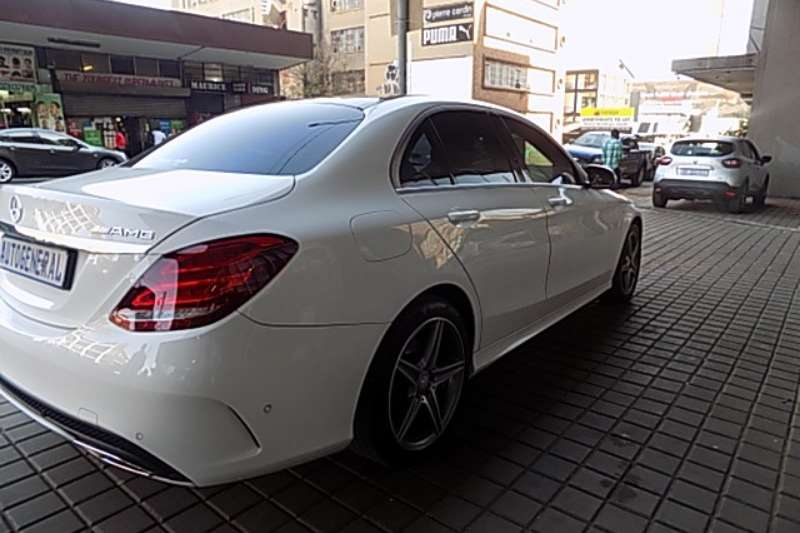 Mercedes Benz C-Class C200 AUTOMATIC 2014