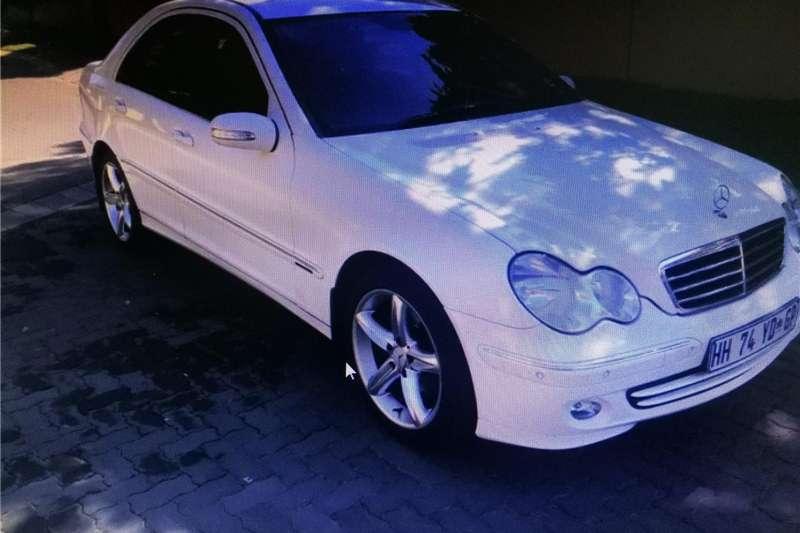 Mercedes Benz C Class C200 Avantgarde 2005