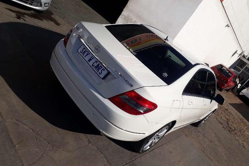 Used 2008 Mercedes Benz C Class C200 Avantgarde