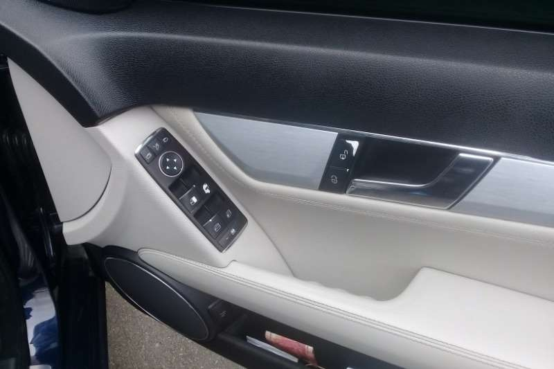 2010 Mercedes Benz C Class C200 Avantgarde