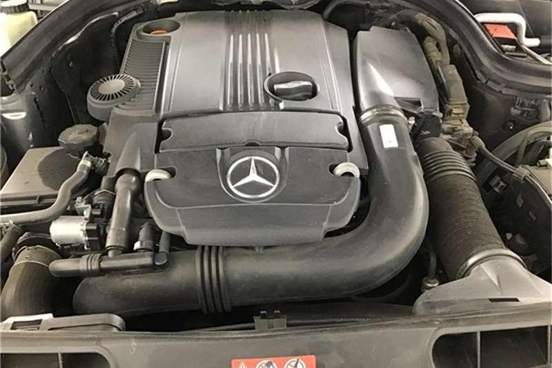 Mercedes Benz C Class C200 Avantgarde 2012