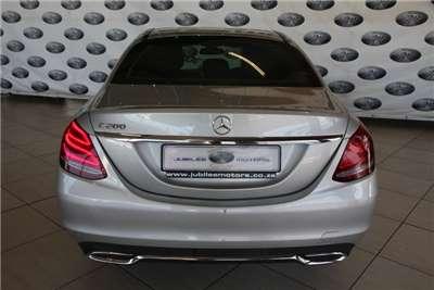 Mercedes Benz C Class C200 Avantgarde 2016