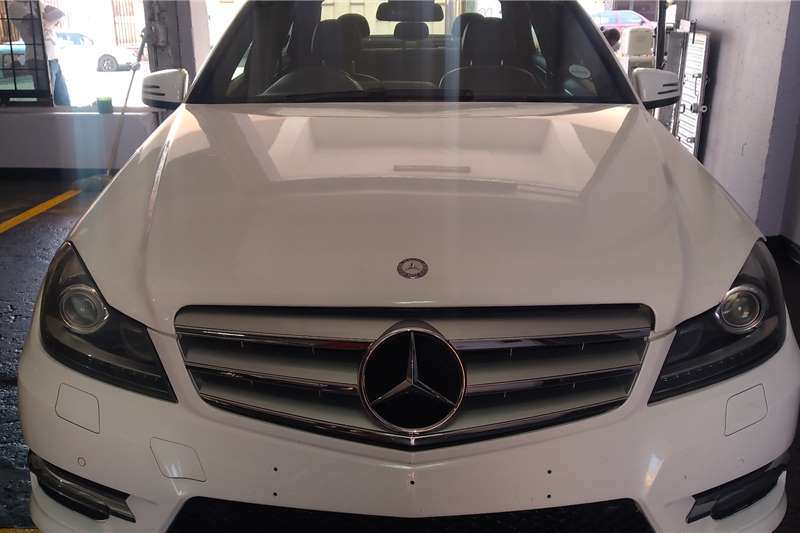 Used 2013 Mercedes Benz C Class C200 Avantgarde AMG Sports