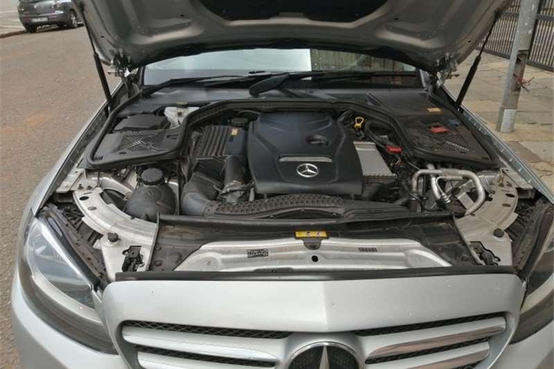 Mercedes Benz C Class C200 Avantgarde AMG Sports 2015