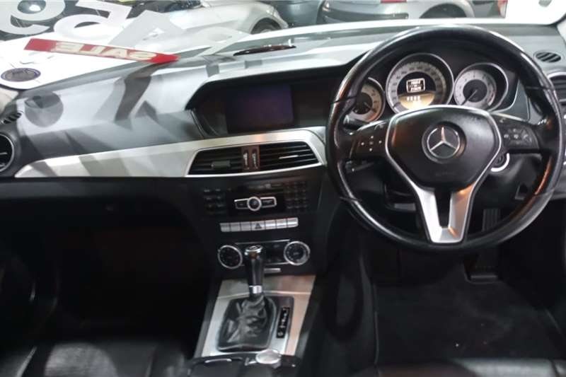 Used 2011 Mercedes Benz C Class C200 Avantgarde auto