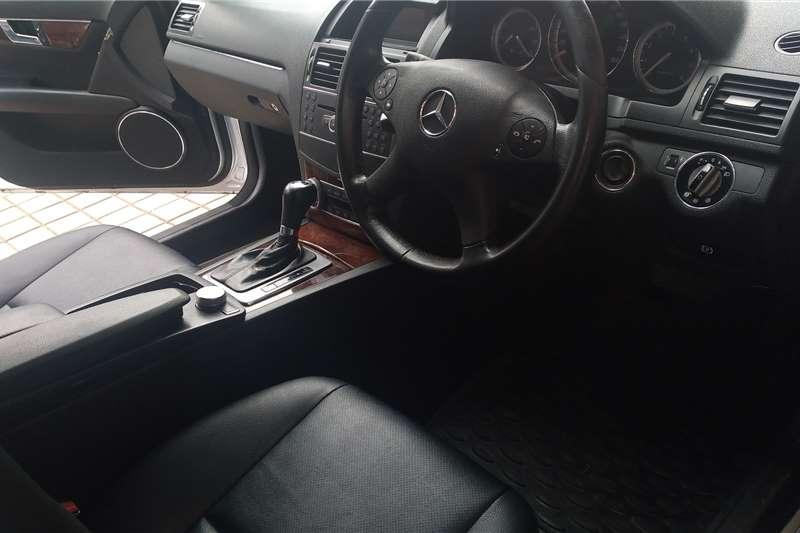 Used 2012 Mercedes Benz C Class C200 Avantgarde auto