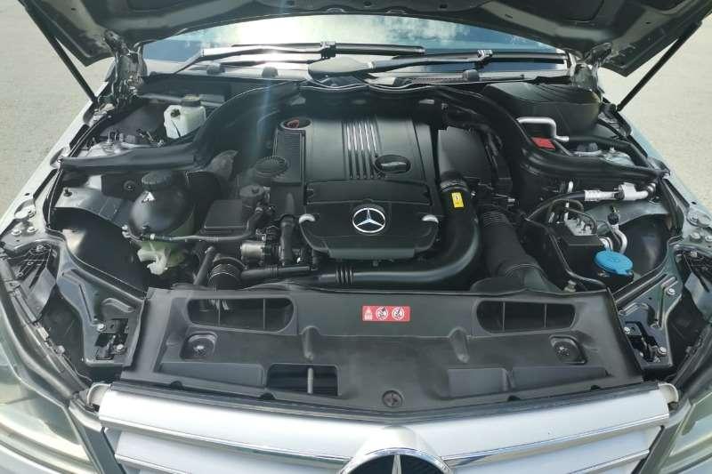 Mercedes Benz C Class C200 Avantgarde auto 2012