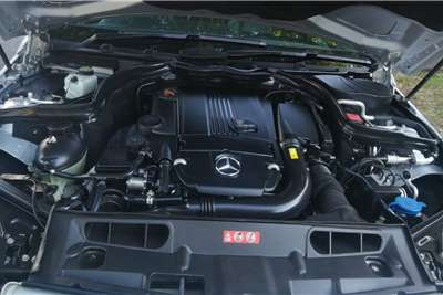 Mercedes Benz C Class C200 Avantgarde auto 2013