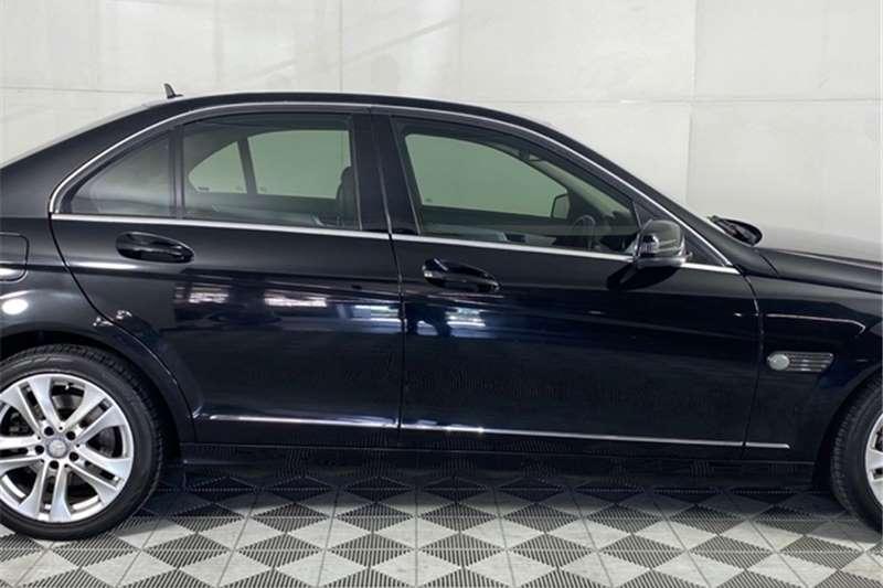 Used 2013 Mercedes Benz C Class C200 Avantgarde auto