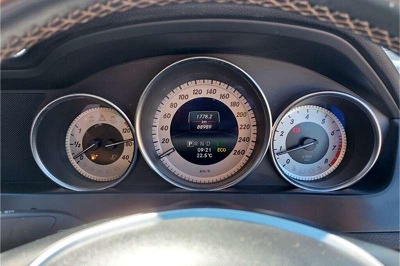 Used 2014 Mercedes Benz C Class C200 Avantgarde auto