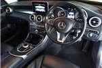 Mercedes Benz C Class C200 Avantgarde auto 2015