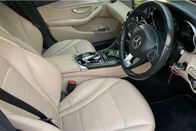 2015 Mercedes Benz C Class C200 Avantgarde auto