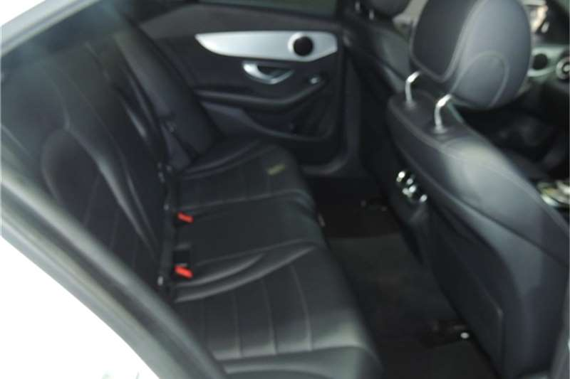 2016 Mercedes Benz C Class C200 Avantgarde auto