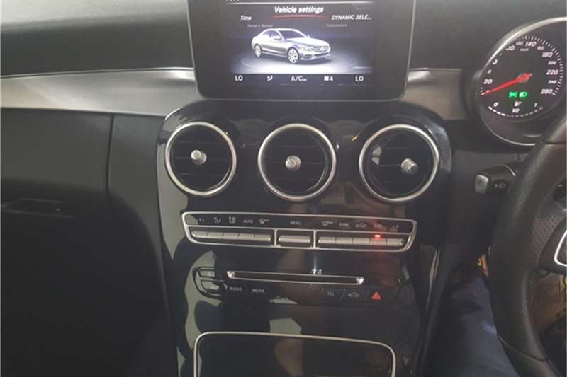 Mercedes Benz C Class C200 Avantgarde auto 2017