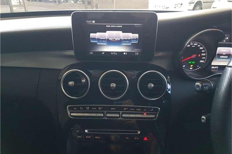 Used 2017 Mercedes Benz C Class C200 Avantgarde auto