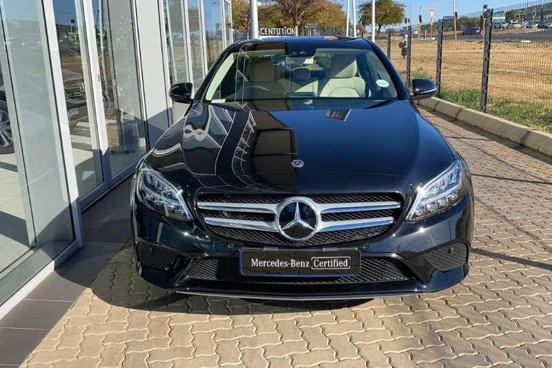 Used 2019 Mercedes Benz C Class C200 Avantgarde auto