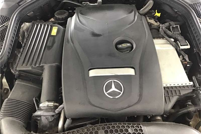 2016 Mercedes Benz C Class C200 cabriolet