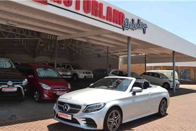 Mercedes Benz C Class C200 Cabriolet AMG 9 G Tronic 2020
