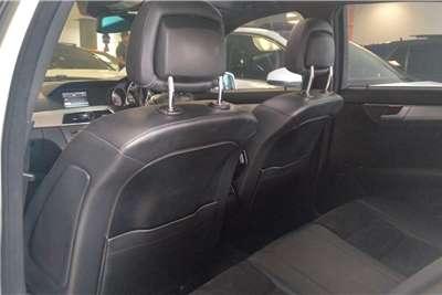 Mercedes Benz C Class C200 cabriolet AMG Line auto 2014