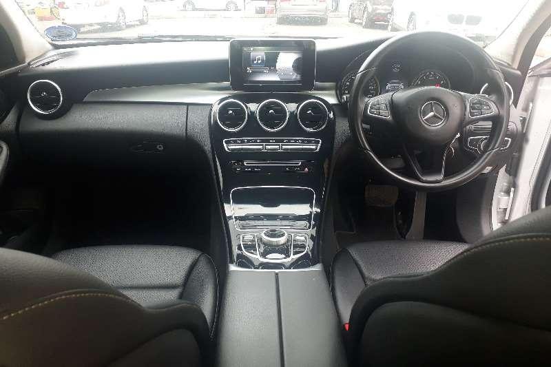 Mercedes Benz C Class C200 cabriolet AMG Line auto 2016
