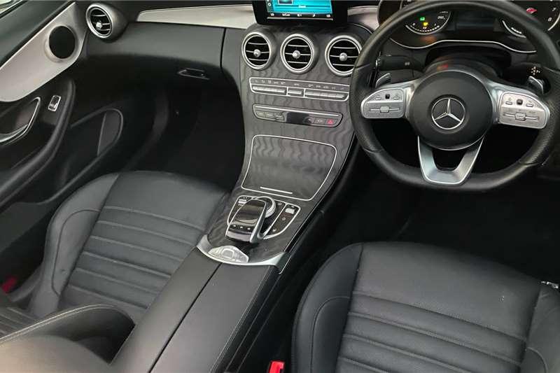 Used 2020 Mercedes Benz C Class C200 cabriolet AMG Line auto