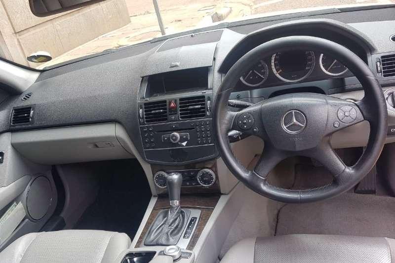 Used 2008 Mercedes Benz C Class C200 Classic