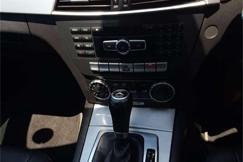 Mercedes Benz C Class C200 Classic 2013