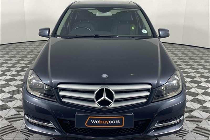 2013 Mercedes Benz C Class C200 Classic