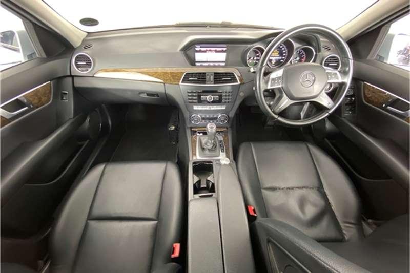 2013 Mercedes Benz C Class C200 Classic auto