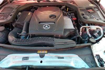 Mercedes Benz C Class C200 Classic auto 2014