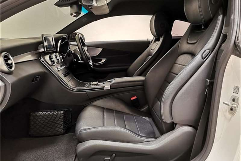 2017 Mercedes Benz C Class C200 coupe AMG Line