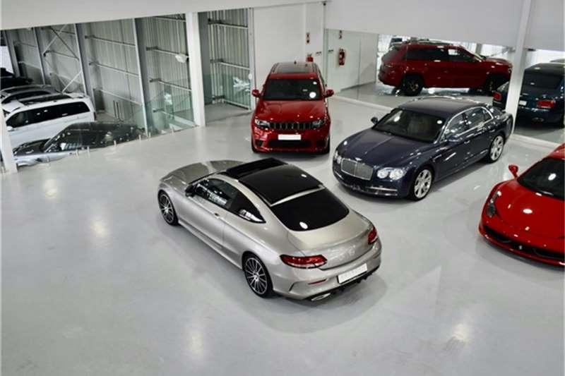 Mercedes Benz C Class C200 coupe AMG Line 2020