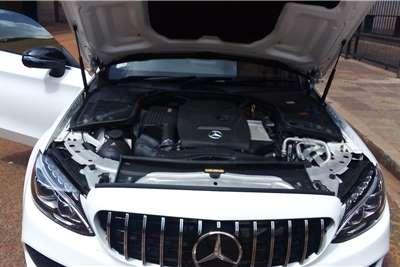 2017 Mercedes Benz C Class C200 coupe AMG Line auto