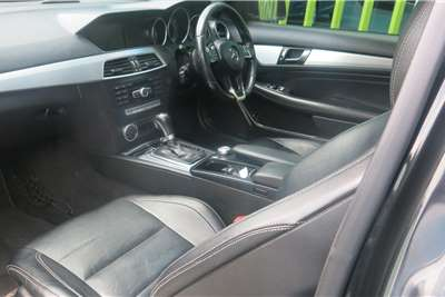 Used 2012 Mercedes Benz C Class C200 coupe auto