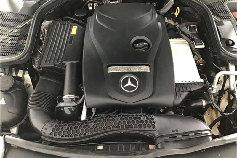 Mercedes Benz C Class C200 coupe auto 2016